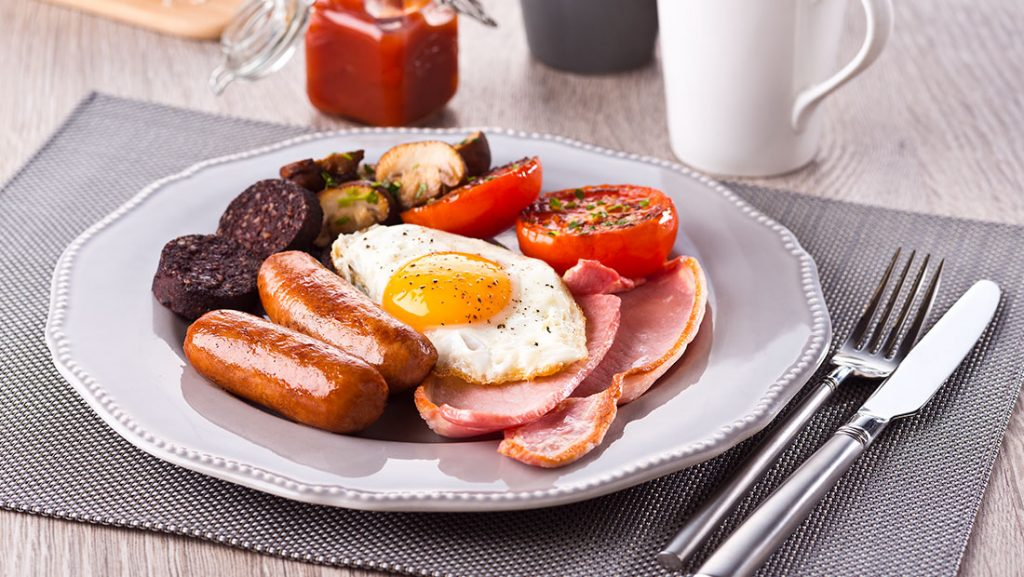 Big Irish Breakfast